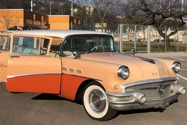 1956' Buick Special 56 Special Estate Wagon