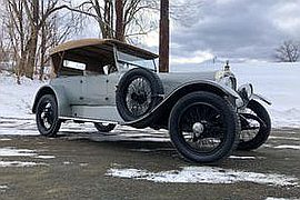 1922' Sunbeam 24/60