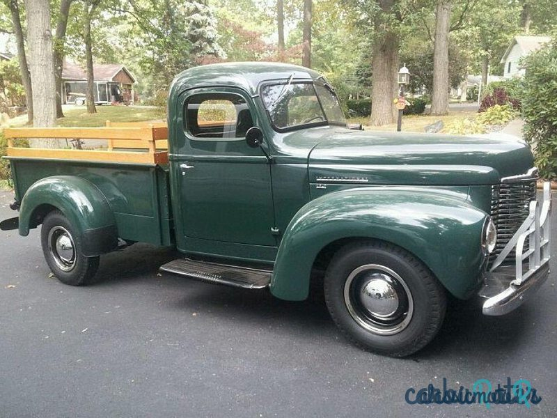 1948 International in Pennsylvania, the World