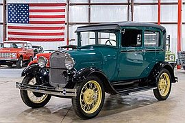 1928' Ford Model A