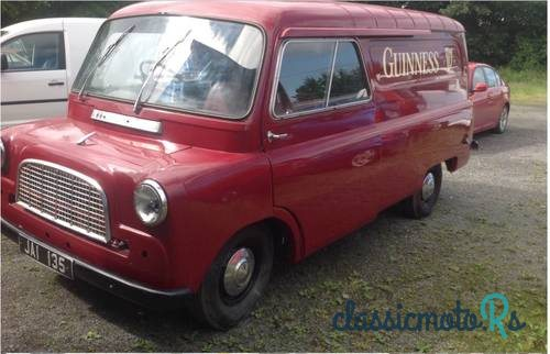 1966 Bedford Ca in Ireland, the World