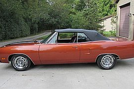 1970' Plymouth Roadrunner