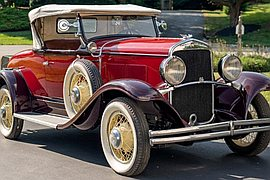 1930' Chrysler Series 66