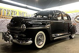1948' Plymouth Deluxe