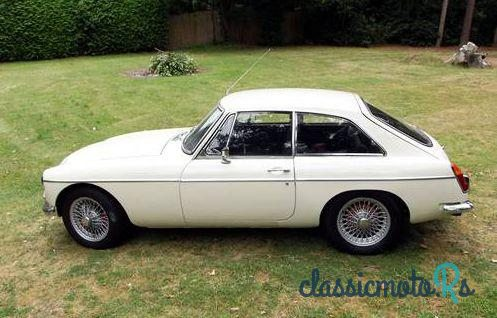 1968' MG MGC C Gt for sale - £16,995  Dorset, the World