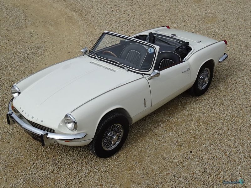 1968 Triumph Spitfire in Sussex - 4