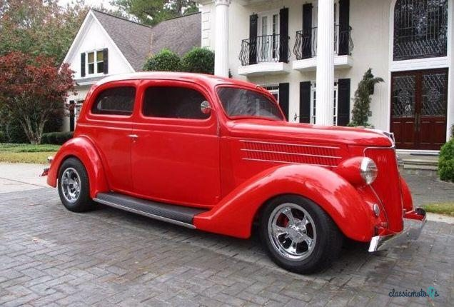 1936 Ford in Georgia - 2