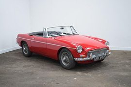 1965' MG MGB Roadster