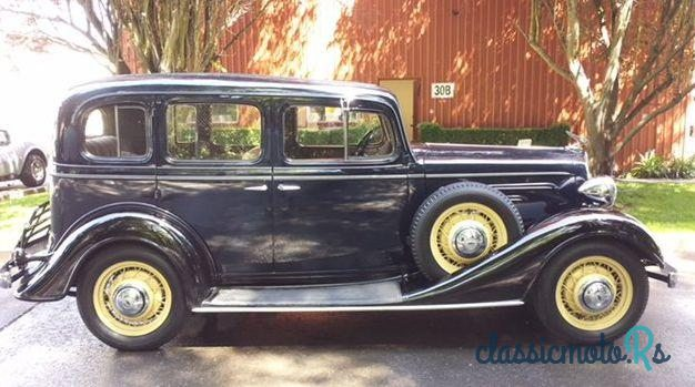 1934' Chevrolet Delux Master Deluxe for sale - £26,995  United