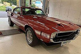 1969' Ford Mustang