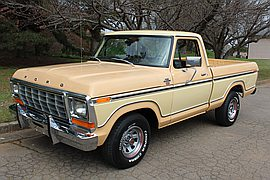 1978' Ford F100