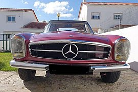 1970' Mercedes-Benz Sl-280