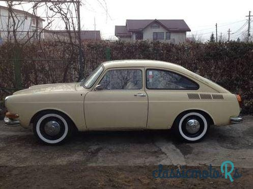 1971' Volkswagen Type 3 Typ 3 Fastback for sale - $5,000