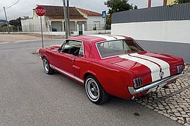 1966' Ford Mustang