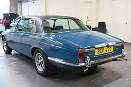 1977' Daimler Sovereign