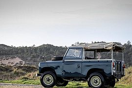 1980' Land Rover Serie Iii