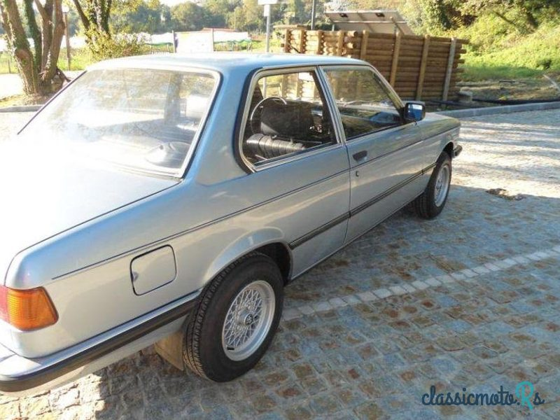1978\' BMW 316 E 21 for sale - €5,850. Portugal, the World