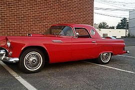 1955' Ford Thunderbird