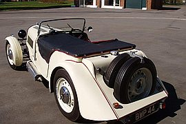 1937' Morgan Series I 4-4