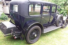 1925' Sunbeam 14/40 Saloon