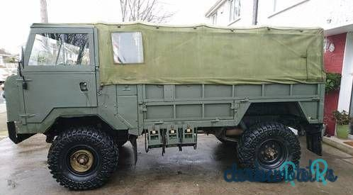 1976 Land Rover in Ireland