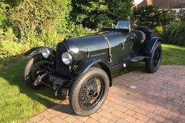 1929' Riley Ford Trials Special