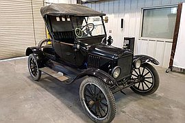 1921' Ford Model T