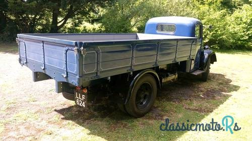1947 Bedford in Hampshire, the World