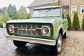 1970' Ford Bronco