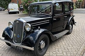 1936' Wolseley Wasp