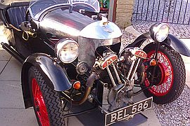 1935' Morgan Sport Mx2