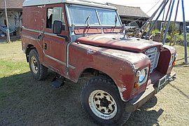 1964' Land Rover Series 1