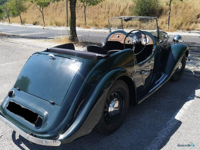 1950 Singer Roadster in Portugal - 3