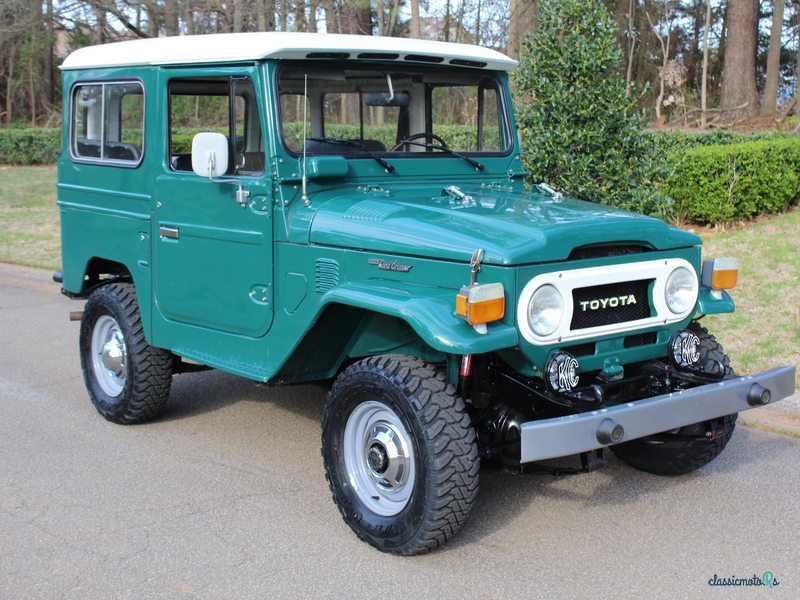1979 Toyota Land Cruiser in Georgia - 2