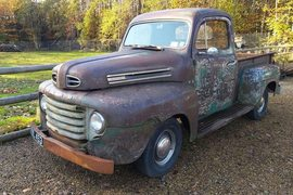 1948' Ford F1 Pick Up V8 Flathead