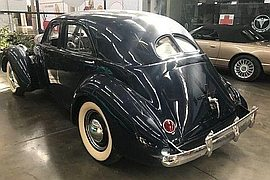 1940' Graham Hollywood Supercharged
