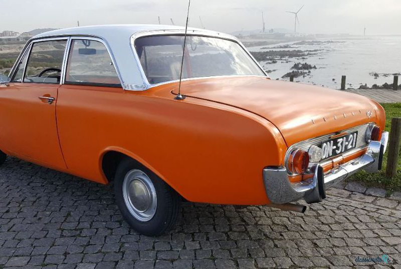 1963 Ford Taunus in Portugal - 5