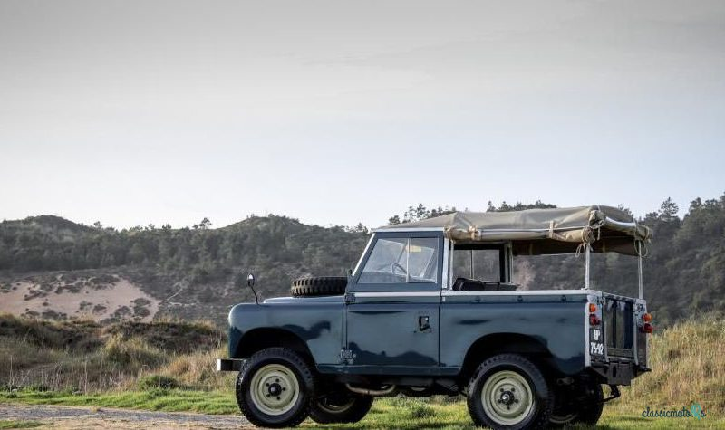 1980 Land Rover Serie Iii in Portugal