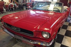 1965' Ford Mustang Convertible