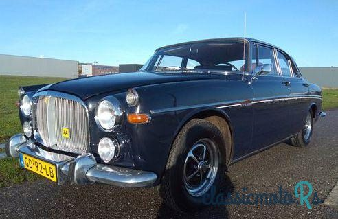 1970 Rover P5B Coupe in Netherlands, the World