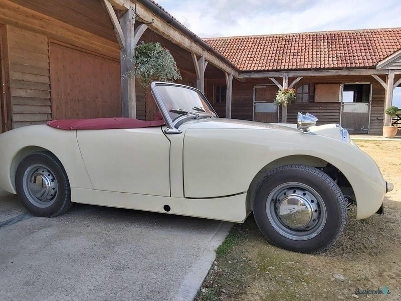 1960 Austin-Healey Sprite in Somerset - 3