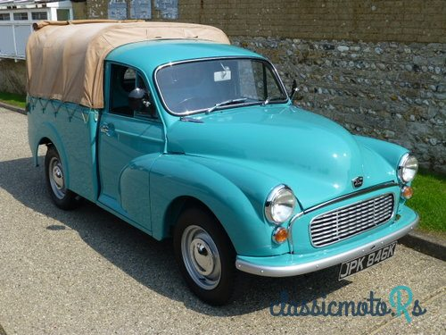 1972 Austin 6CWT Pickup in Sussex, Alle