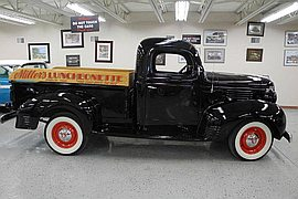 1940' Plymouth Pt105 Pickup