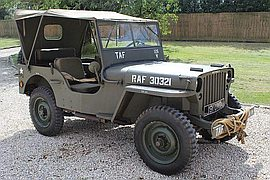 1944' Ford Jeep