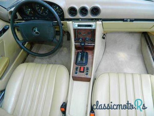1975 Mercedes-Benz 280 Slc in Greece, the World