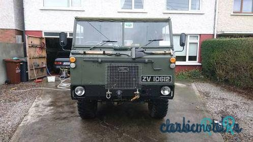 1976 Land Rover in Ireland - 2