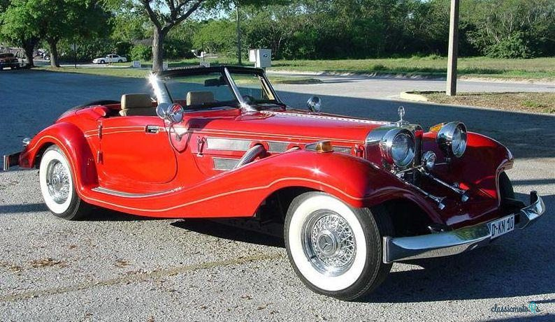 1934 Mercedes-Benz 500K Replica en Florida - 5