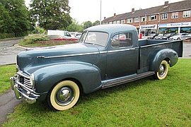 1947' Hudson Straight 6 Pick-Up