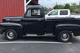 1952' Ford F1