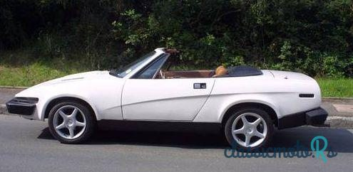 1981 Triumph Tr7 Convertible For Sale Price Is Negotiable United
